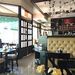 お勧め!ビエンチャンのタイ領事館間近のシヌックカフェ&レストラン
