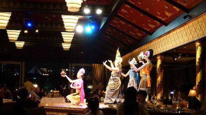 タイ舞踊の写真
